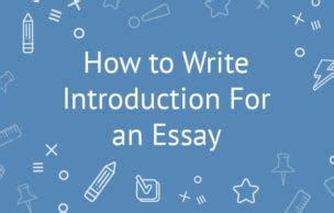 How to Write an Essay for IELTS? Edusson Blog